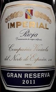 CVNE Imperial Gran Reserva Rioja 2011 (1.5L)