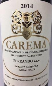 Ferrando Carema Etichetta Bianca 2014 (750ml)
