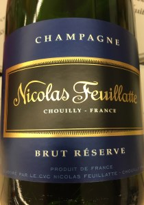 Nicolas Feuillatte Champagne Brut Reserve NV (750ML)