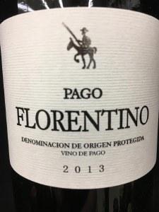 Bodegas Arzuaga Navarro 'Pago Florentino' Tempranillo 2013 - (750ML)