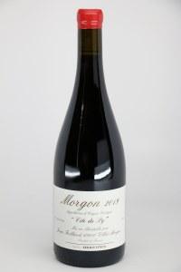 Jean Foillard Cote du Py Morgon Cru Beaujolais 2019