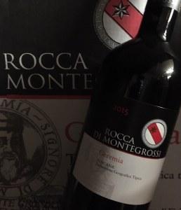 Rocca di Montegrossi Geremia IGT Toscana 2015 (750ml)