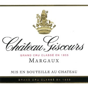 Chateau Giscours Margaux 2018 (Pre-Arrival) (750ml)