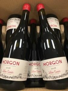 Julien Sunier Morgon Beaujolais 2018 (750ml)