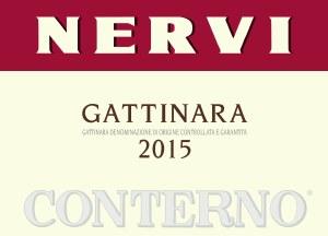 Nervi Conterno Gattinara 2015 (750ml)