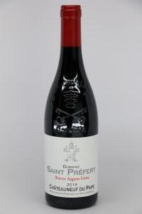 Domaine Saint-Prefert Chateauneuf-du-Pape Reserve Auguste Favier 2019