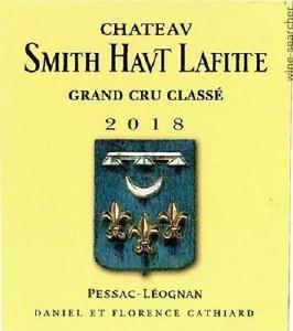Chateau Smith Haut Lafitte Rouge 2018 (Pre-Arrival) (750ml)