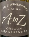 A to Z Chardonnay 2018 (750ML)
