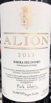 Alion Ribera Del Duero 2013  (1.5L)