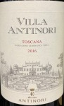 Antinori 'Villa Antinori' Toscana Rosso 2016 (750ml)