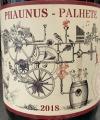 Aphros Phaunus Amphora Palhete Tinto 2018 (750ml)