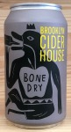 Brooklyn Cider House 'Bone Dry' Hard Cider CAN (355ML)