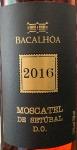 Bacalhoa Moscatel De Setubal 2016