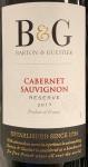 Barton & Guestier 'B & G' Bordeaux Cabernet Sauvignon Reserve  (1.5L)