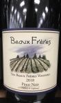 Beaux Freres Pinot Noir The Beaux Freres Vineyard 2018 (.750L)