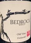 Bedrock Old Vines Zinfandel California 2017 (750ml)