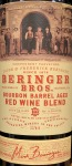 Beringer Bros Red Blend Bourbon Barrel Aged 2017(.750L)