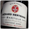 Gerard Bertrand Banyuls (Dessert) 2014(750ML)