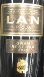 Bodegas Lan Gran Reserva 2010 (750ML)