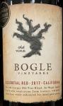 Bogle Essential Red Blend California 2018  (750ml)