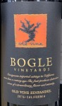 Bogle Old Vines Zinfandel California 2017 (750ml)