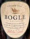 Bogle Petite Sirah California 2016 (750ml)