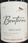 Bonterra Pinot Noir Mendocino County 2016 - (Organic) (750ML)