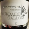 Bourdaire-Gallois 'Prestige' Brut Champagne NV - 92pts Vinous (750ML)