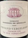Briailles Pernand-Vergelesses 1er Cru 'Ile des Vergelesses' 2011 (Biodynamic) (750ml)