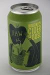 Brooklyn Cider House Raw Hard Cider CAN (355ML)