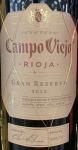 Campo Viejo Rioja Gran Reserva 2012(750ML)