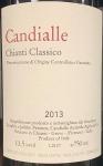 Candialle Chianti Classico 2013 (750ml)