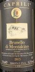 Caprili Brunello di Montalcino 2015 (750ML)