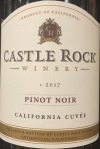 Castle Rock Pinot Noir California Cuvee (750ML)