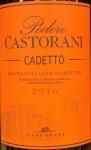 Castorani Cadetto Montepulciano d' Abruzzo 2017 (750ml)
