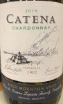 Catena Chardonnay High Mountain Vines Mendoza 2016 (750ml)