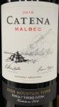 Catena Zapata Malbec High Mountain Vines 2017 (750ml)