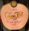 Cavas Hill Cava Rose Cuvee Panot (750ml)