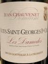 Jean Chauvenet Nuits-St-George 1er Cru 'Les Damodes' 2012 (750ML)