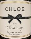 Chloe Chardonnay Sonoma County 2018 (750ML)