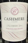 Cline Cashmere Red Blend 2016 (750ML)