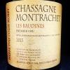 Pierre-Yves Colin-Morey Chassagne-Montrachet 1er Cru Les Baudines 2013 (750ML)