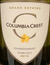 Columbia Crest 'Grand Estates' Chardonnay Columbia Valley 2016 (750ml)