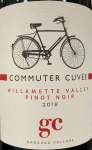 Grochau Cellars Commuter Cuvee Pinot Noir Willamette Valley 2018 (750ml)