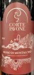 Loacker Corte Pavone Rosso di Montalcino 2016 (750ml)