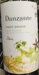 Danzante Pinot Grigio Venezie 2016 (750ML)