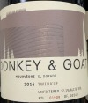 Donkey & Goat Twinkle Red Mourvedre 2016 (750ml)
