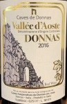 Caves Cooperatives de Donnas 'Donnas' Vallee d'Aoste 2016 (750ML)