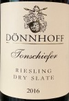 Donnhoff Tonschiefer Riesling 2016 (Sustainable) (750ML)