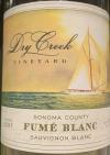 Dry Creek Fume Blanc Sonoma County 2019 (750ml)
